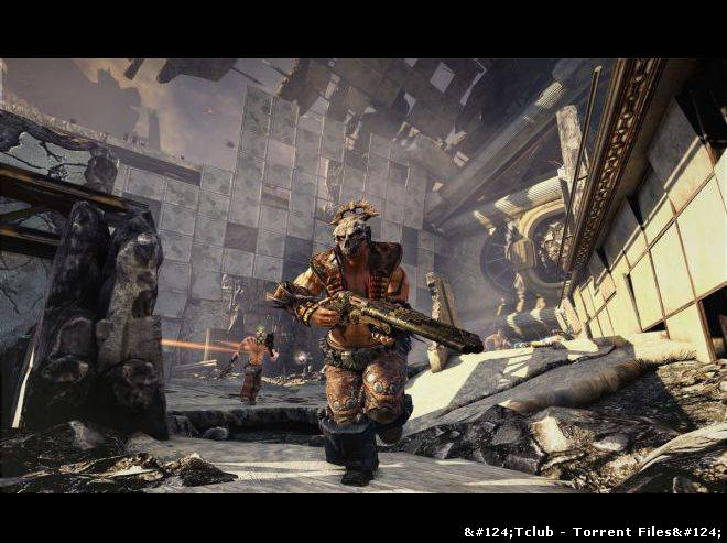 Скриншот Bulletstorm Epic Edition (Xbox 360), 2.